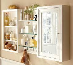 Glass Shelves For Bathrooms by Bathroom Glass Bathroom Shelves With Black Polished Metal Towel
