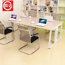 Board Meeting Table Supply Board Meeting Table Four People Desk Staff Meeting Table