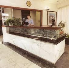 Granite Reception Desk Granite Marble Quartz Limestone Sandstone Slabs Supplier