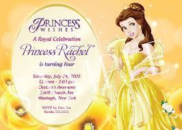 princess birthday invitation template u2013 diabetesmang info