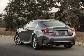 used lexus coupe 2016 lexus rc coupe revealed gets 200t model with 241 hp 2 liter
