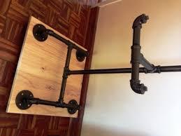 metal pipe coat rack diy the home channel