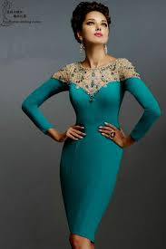 elegant cocktail dresses with sleeves dress images