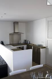 deco maison cuisine ouverte maison bretonne