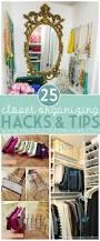 closet organizing hacks u0026 tips