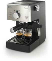Philips HD8325 Manual Espresso Machine Black Price in India Buy