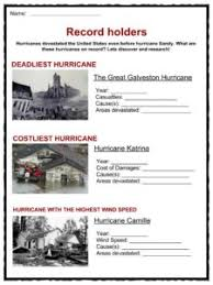 hurricane sandy facts worksheets statistics u0026 information for kids