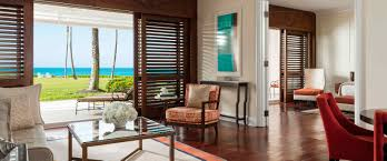 Two Bedrooms by Two Bedroom Beachfront Suite One U0026only Ocean Club