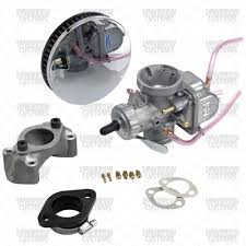 sudco mikuni vm34 single carburetor kit for triumph 1947 1981
