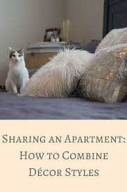 Parachute Bedding Sharing An Apartment How To Combine Décor Styles Lments Of