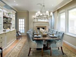 No Chandelier In Dining Room Turn An Empty Space Into A Dining Room Hgtv