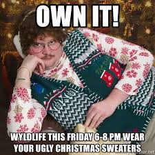 Christmas Sweater Meme - ugly christmas sweater guy meme generator