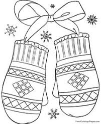 christmas ornament coloring coloring pages