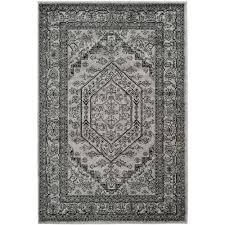 safavieh adirondack silver black 8 ft x 10 ft area rug adr108a 8