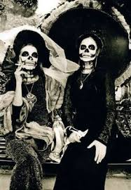 Skeleton Costume Halloween Linda Blacker Aluk Hannah Inggs Hannahimodelling Makeup