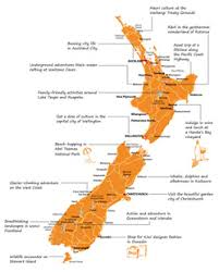 zealand on map maps what s zealand