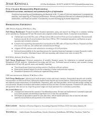 Accounts Payable Resume Examples by Bookkeeper Resume Sample Online Gallery Photos Of Bookkeeper