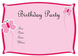 free templates for invitations birthday gallery invitation