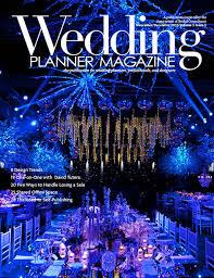 wedding planner magazine wedding planner magazine best real weddings of 2015 idoplan