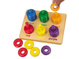 color rings images Lakeshore color rings sorting board toys games jpg