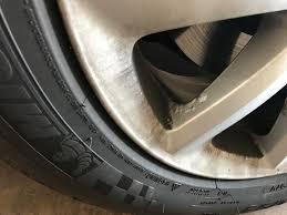 lexus ls430 hub cap hubcaps rims bubbled paint and peeling off clublexus lexus