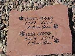 pet memorials pet memorials 2015 2016 engraving and sandblasting pet