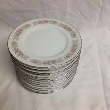 teahouse dansico collection china 14 bread butter plates teahouse the dansico collection