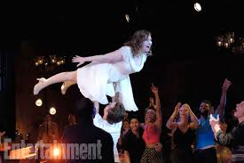 Dirty Dancing Meme - dirty dancing remake abigail breslin recreates lift ew com