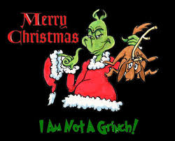 Merry Christmas Meme Generator - merry christmas i am not a grinch meme generator