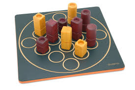 the lumber room problem setting the game of quarto