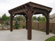 Diy Pergola Kits by Timber Frame Pool House With Timber Frame Pavilion And Two