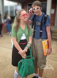 nerd day costume ideas for homecoming week just a little creativity