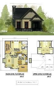free cottage house plans plans cabin building plans