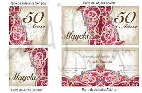 imagenes en hd para imprimir tarjetas de invitacion a cumpleaños 50 años para imprimir para fondo