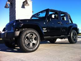 jeep hardtop removal jeep wrangler unlimited black out mods we sell wranlgers