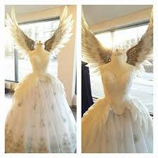 wedding dresses made to order the 25 best feather wedding dresses ideas on feather