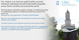 North Carolina global travel images Unc gillings school of global public health jpg