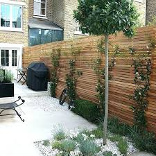 Small Garden Fence Ideas Small Garden Fence Ideas Uk