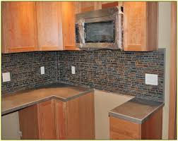 slate tile kitchen backsplash glass and slate tile backsplash home design ideas