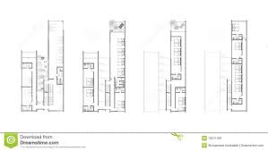 floor plans of an architectural design royalty free stock floor plans of an architectural design royalty free stock