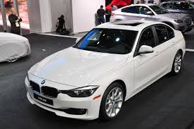 the new bmw 320i sedan