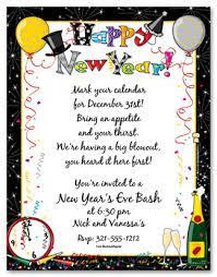New Year Invitation Card 31 Best New Years Party Invitations Images On Pinterest Party