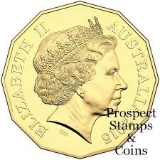 50th anniversary gold plate australian coins australian decimal coins 1966 2018 2015