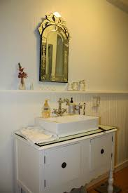 delectable decorating ideas using silver single hole faucets and