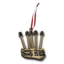 official cheap trick guitar ornament accessories cheap trick