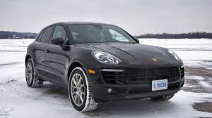 2017 porsche macan base 2017 porsche macan test drive review