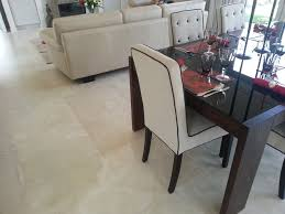 tile in dining room travertino porcelain tile collection traditional dining room