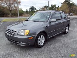 2005 hyundai accent information and photos zombiedrive