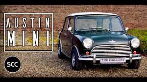 austin mini cooper s 1968 modest test drive engine sound scc