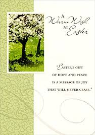 amazon com cherry blossom tree designer greetings religious